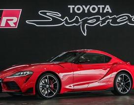 Toyota Supra GR ra mắt tại Thái Lan, giá bán tương đương 3,8 tỉ đồng