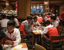Khẩu phần ăn thiếu, thành viên đoàn Singapore viết thư… xin Ban tổ chức SEA Games
