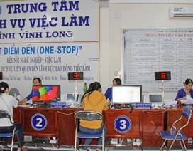 Hơn 40.000 lao động nộp hồ sơ hưởng trợ cấp thất nghiệp