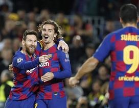 Atletico - Barcelona: Ngày về của Griezmann