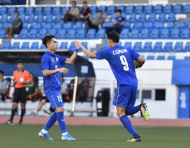 U22 Thái Lan 7-0 U22 Brunei: Chiến thắng tưng bừng