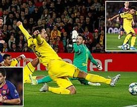 Messi tỏa sáng, Barcelona hạ Dortmund và giành vé đi tiếp