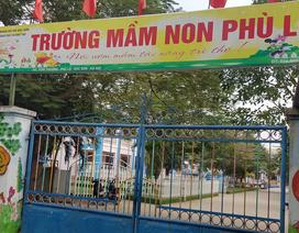 Vụ bé 34 tháng tử vong khi chơi cầu trượt: Tạm đình chỉ 3 giáo viên