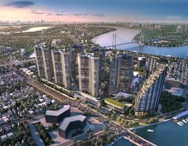 Dự án căn hộ resort tại Quận 7, TPHCM đào sông trong lòng dự án, phát triển 4.000 vườn nhiệt đới trên không