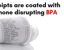 Giấy in hóa đơn và những tác hại không ngờ từ chất độc Bisphenol-A