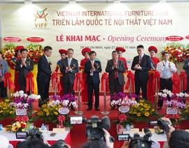 Khai mạc Triển lãm nội thất quốc tế Việt Nam - VIFF 2019