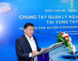 Chung tay quản lý nguồn nước Đồng bằng Sông Cửu Long