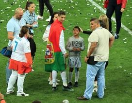 """Lý lịch siêu """"khủng"""" của vệ sĩ C.Ronaldo"""