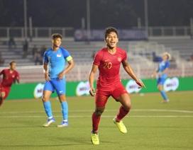 U22 Indonesia 2-0 U22 Singapore: Chiến thắng ấn tượng