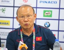 HLV Park Hang Seo khó hiểu trước bàn thua của U22 Việt Nam