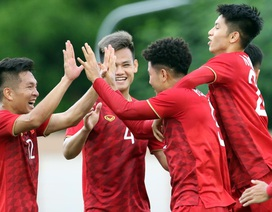 Lào là đối thủ ưa thích của Việt Nam ở SEA Games