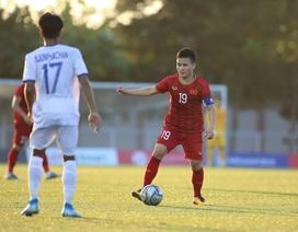 """Báo Indonesia khen Quang Hải trước trận """"đại chiến"""" với U22 Việt Nam"""