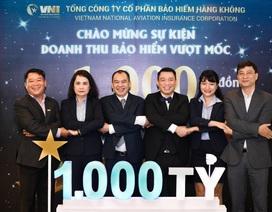Doanh thu Bảo hiểm Hàng không (VNI) vượt mốc 1.000 tỷ đồng