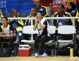 Công chúa Brunei thi đấu tại SEA Games 30