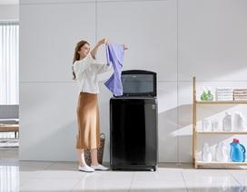 3 lý do bạn nên chọn một máy giặt dung tích lớn
