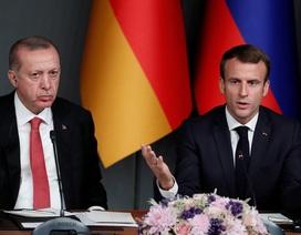 """Tổng thống Thổ Nhĩ Kỳ nói nhà lãnh đạo Pháp nên kiểm tra """"chết não"""""""