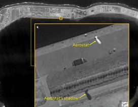 Lộ ảnh nghi khinh khí cầu Trung Quốc do thám quân sự ở Trường Sa