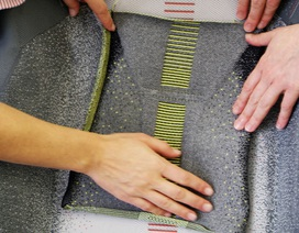 Ford ứng dụng công nghệ dệt 3D vào sản xuất bọc ghế ô tô