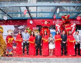Thương hiệu máy điều hoà Fujitsu chính thức có mặt tại Việt Nam
