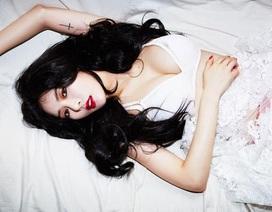 """""""Biểu tượng gợi cảm xứ Hàn"""" HyunA bất ngờ tiết lộ bị trầm cảm"""