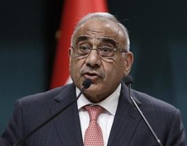 Thủ tướng Iraq bất ngờ tuyên bố từ chức