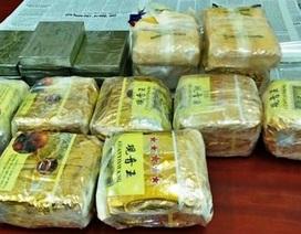 Bắt 4 đối tượng, thu giữ 9kg ma túy đá, 20.000 viên ma túy tổng hợp