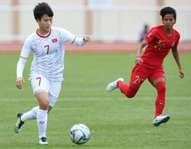 Đội tuyển nữ Việt Nam gặp Philippines ở bán kết SEA Games 30