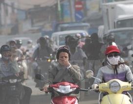 Hà Nội: Cả tuần, tới 6 ngày chất lượng không khí ở mức kém