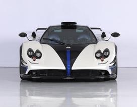 Cận cảnh siêu xe Pagani Zonda Riviera độc nhất giá 5,5 triệu USD