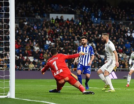 Real Madrid lên ngôi đầu bảng ở vòng đấu Barcelona đại chiến Atletico?