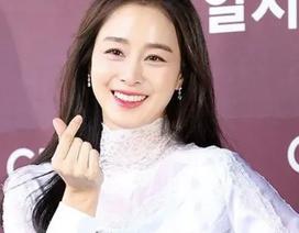 """Lộ nếp nhăn đuôi mắt, Kim Tae Hee vẫn được khen xinh đẹp """"không góc chết"""""""