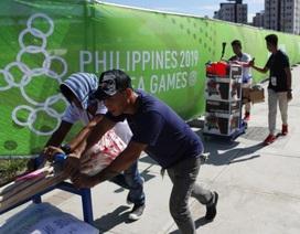 Trước chỉ trích của giới truyền thông, Ban tổ chức SEA Games phản pháo