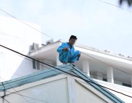 Thanh niên định nhảy từ tầng 23 khách sạn lại gây náo loạn Bệnh viện Đà Nẵng