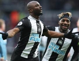 Newcastle 2-2 Man City: Trái đắng cho thầy trò Guardiola