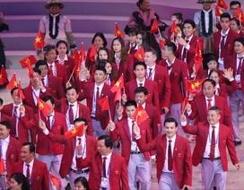 Lễ khai mạc SEA Games 30 ấn tượng với âm nhạc sôi động