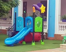 Vụ bé 3 tuổi tử vong khi chơi cầu trượt: Lãnh đạo ngành Giáo dục bàng hoàng