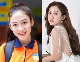 Nữ sinh 18 tuổi xinh đẹp là hoa khôi, MC đài truyền hình quốc gia