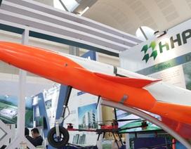 Chiêm ngưỡng máy bay không người lái, tàu ngầm ở Hà Nội