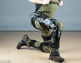 Mỹ tính lập đội siêu chiến binh kết nối não người với robot