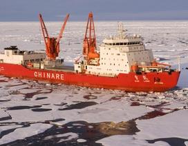 """Trung Quốc bị """"tố"""" có ý đồ quân sự tại Bắc Cực"""