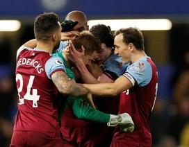 Chelsea 0-1 West Ham: Nỗi buồn ngày vắng Abraham