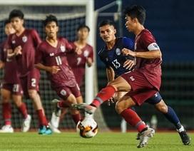 U19 Campuchia theo chân Việt Nam, Lào dự giải U19 châu Á