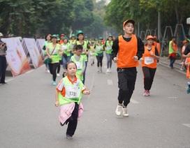 Hơn 2000 người tham gia Giải chạy vì bệnh nhân Parkinson