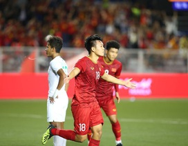 U22 Việt Nam toàn thắng và cục diện bảng B bóng đá nam SEA Games 30