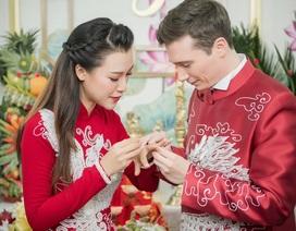 Vợ chồng Hoàng Oanh cấp cứu trước ngày cưới, xúc động trao nhầm nhẫn trong Lễ vu quy