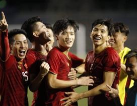 U22 Việt Nam 2-1 U22 Indonesia: Cú ngược dòng ngoạn mục