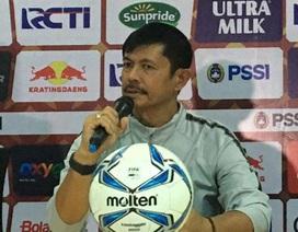HLV U22 Indonesia tuyên bố đội nhà chắc chắn vào bán kết SEA Games 30