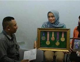 Bị loại khỏi SEA Games vì lý do bất ngờ, VĐV Indonesia kiện lên Tổng thống
