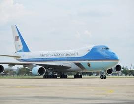 Chuyến đi tuyệt mật của Tổng thống Trump