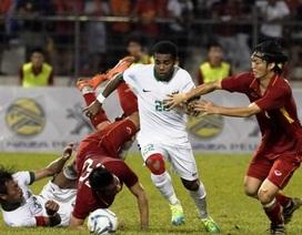 Bóng đá Việt Nam và Indonesia ngang tài ngang sức tại SEA Games